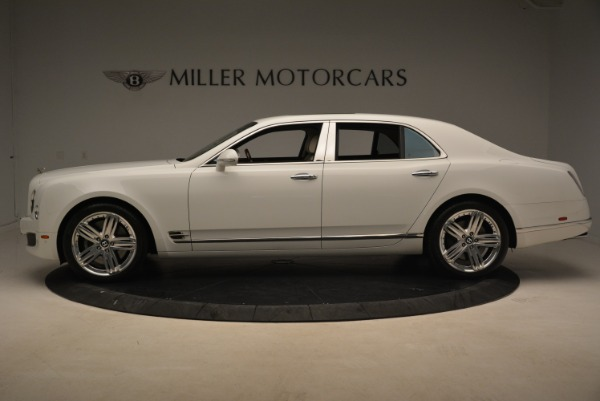 Used 2013 Bentley Mulsanne for sale Sold at Aston Martin of Greenwich in Greenwich CT 06830 2