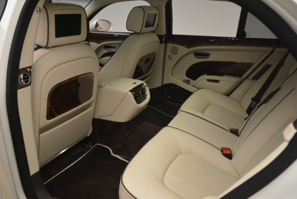 Used 2013 Bentley Mulsanne for sale Sold at Aston Martin of Greenwich in Greenwich CT 06830 20