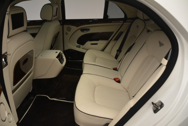 Used 2013 Bentley Mulsanne for sale Sold at Aston Martin of Greenwich in Greenwich CT 06830 21