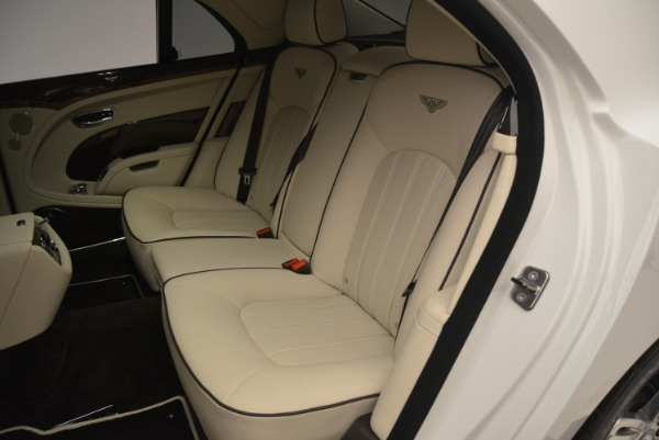 Used 2013 Bentley Mulsanne for sale Sold at Aston Martin of Greenwich in Greenwich CT 06830 22