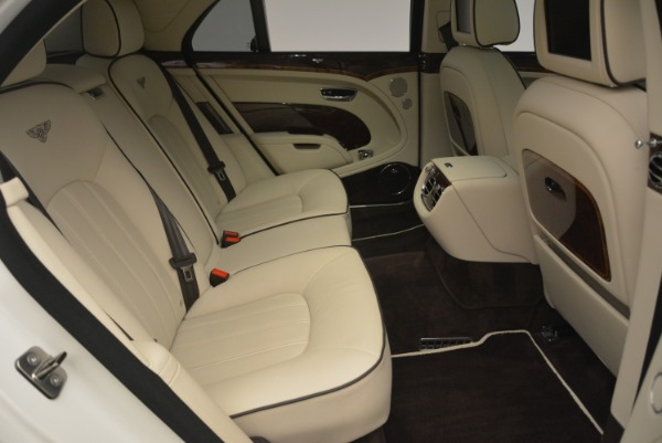 Used 2013 Bentley Mulsanne for sale Sold at Aston Martin of Greenwich in Greenwich CT 06830 24