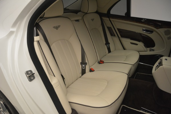Used 2013 Bentley Mulsanne for sale Sold at Aston Martin of Greenwich in Greenwich CT 06830 25