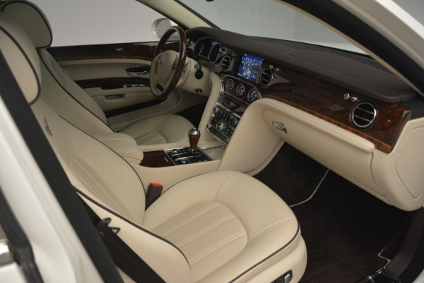 Used 2013 Bentley Mulsanne for sale Sold at Aston Martin of Greenwich in Greenwich CT 06830 26