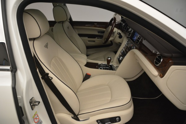 Used 2013 Bentley Mulsanne for sale Sold at Aston Martin of Greenwich in Greenwich CT 06830 27