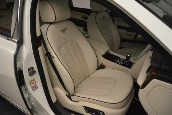 Used 2013 Bentley Mulsanne for sale Sold at Aston Martin of Greenwich in Greenwich CT 06830 28