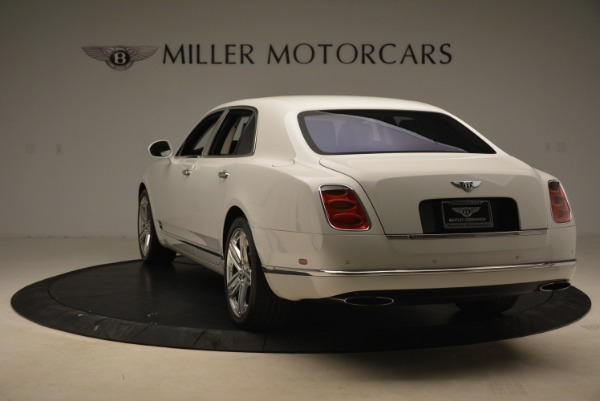 Used 2013 Bentley Mulsanne for sale Sold at Aston Martin of Greenwich in Greenwich CT 06830 3