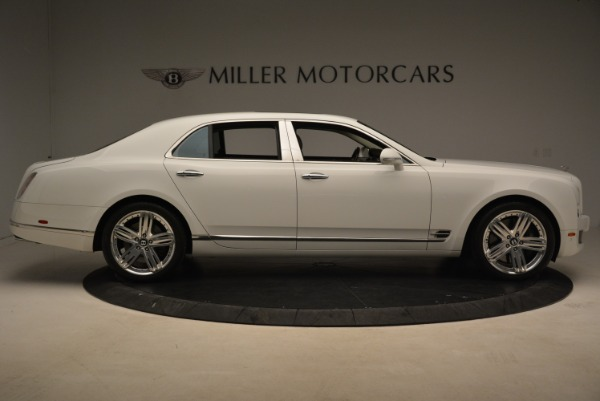 Used 2013 Bentley Mulsanne for sale Sold at Aston Martin of Greenwich in Greenwich CT 06830 6