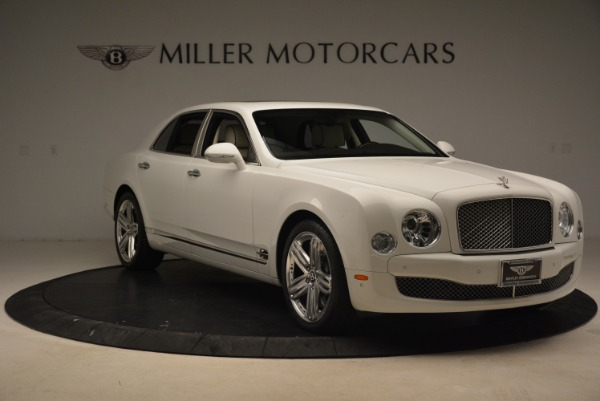 Used 2013 Bentley Mulsanne for sale Sold at Aston Martin of Greenwich in Greenwich CT 06830 7