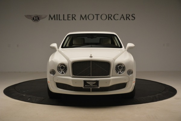 Used 2013 Bentley Mulsanne for sale Sold at Aston Martin of Greenwich in Greenwich CT 06830 8