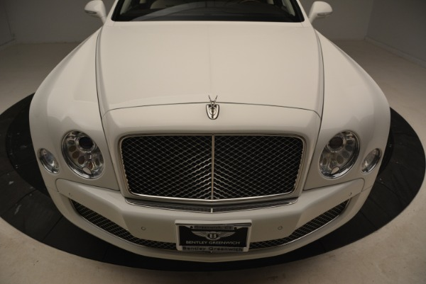 Used 2013 Bentley Mulsanne for sale Sold at Aston Martin of Greenwich in Greenwich CT 06830 9