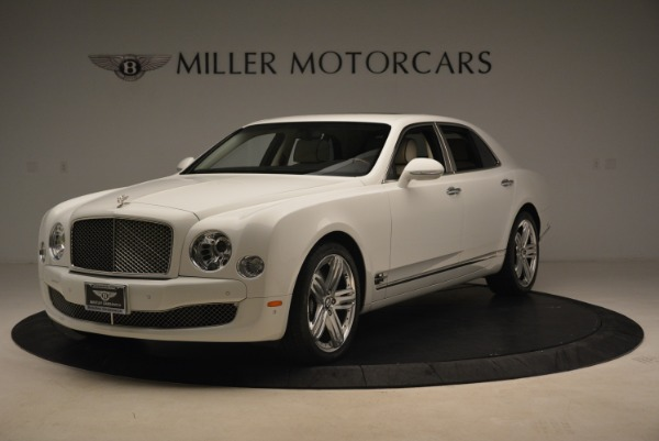 Used 2013 Bentley Mulsanne for sale Sold at Aston Martin of Greenwich in Greenwich CT 06830 1