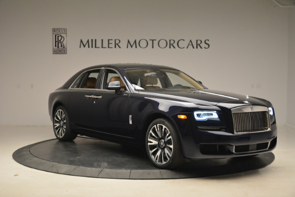 Used 2018 Rolls-Royce Ghost for sale Sold at Aston Martin of Greenwich in Greenwich CT 06830 12