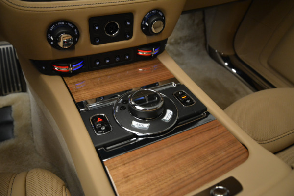Used 2018 Rolls-Royce Ghost for sale Sold at Aston Martin of Greenwich in Greenwich CT 06830 19