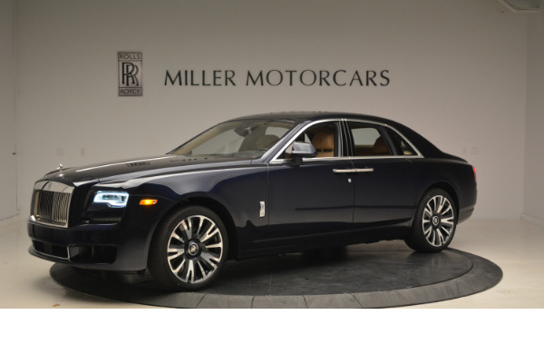 Used 2018 Rolls-Royce Ghost for sale Sold at Aston Martin of Greenwich in Greenwich CT 06830 2