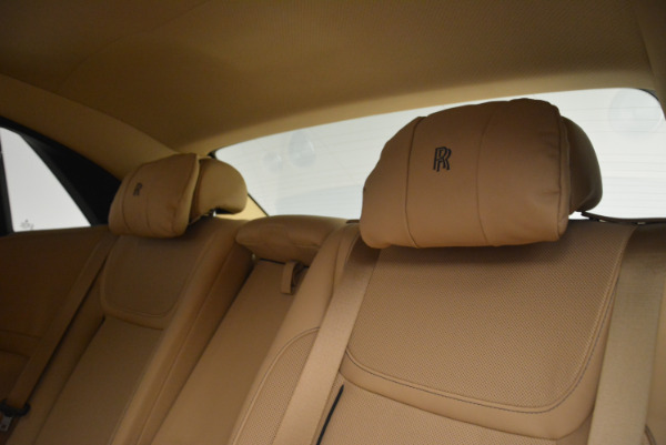 Used 2018 Rolls-Royce Ghost for sale Sold at Aston Martin of Greenwich in Greenwich CT 06830 21