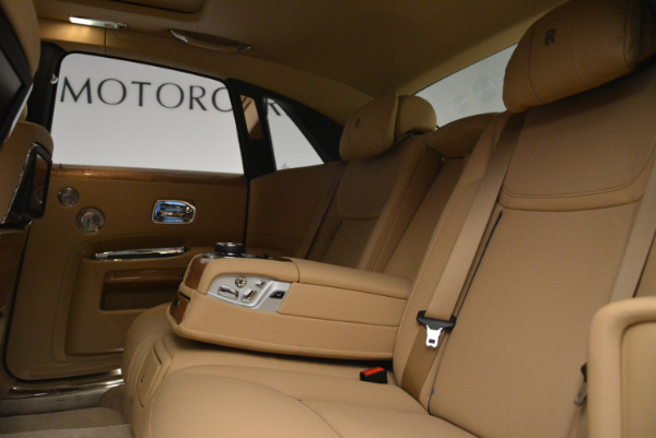 Used 2018 Rolls-Royce Ghost for sale Sold at Aston Martin of Greenwich in Greenwich CT 06830 22