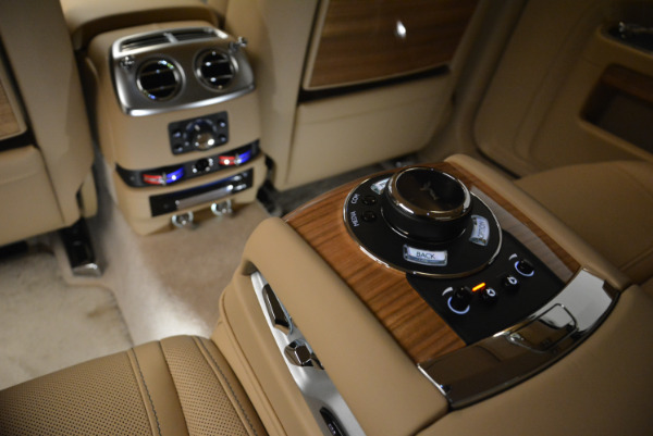 Used 2018 Rolls-Royce Ghost for sale Sold at Aston Martin of Greenwich in Greenwich CT 06830 24