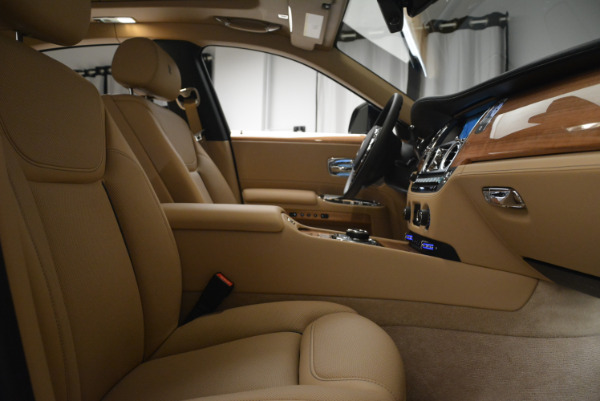 Used 2018 Rolls-Royce Ghost for sale Sold at Aston Martin of Greenwich in Greenwich CT 06830 27