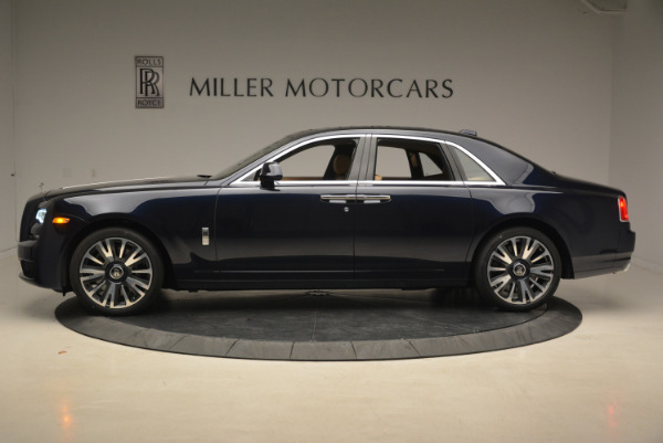 Used 2018 Rolls-Royce Ghost for sale Sold at Aston Martin of Greenwich in Greenwich CT 06830 3