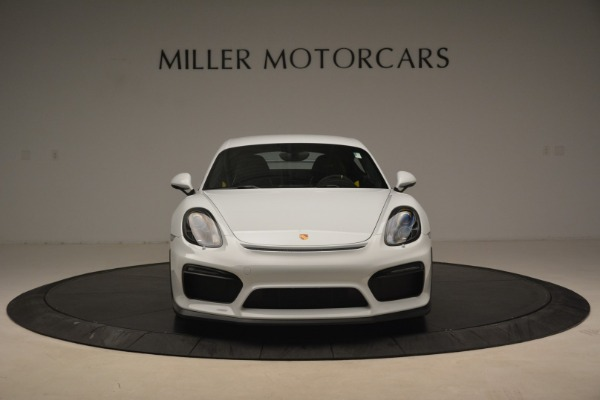 Used 2016 Porsche Cayman GT4 for sale Sold at Aston Martin of Greenwich in Greenwich CT 06830 12