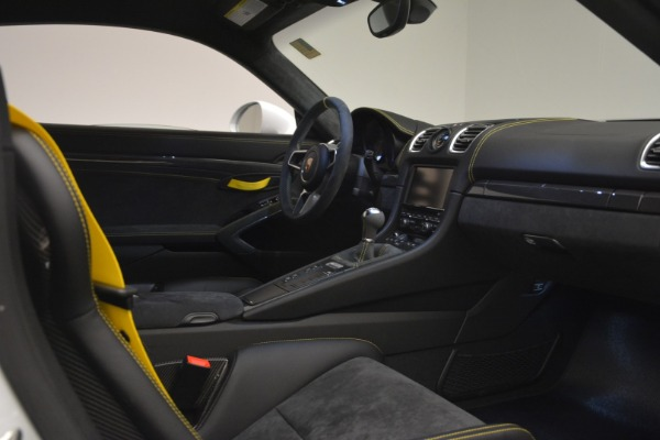 Used 2016 Porsche Cayman GT4 for sale Sold at Aston Martin of Greenwich in Greenwich CT 06830 18