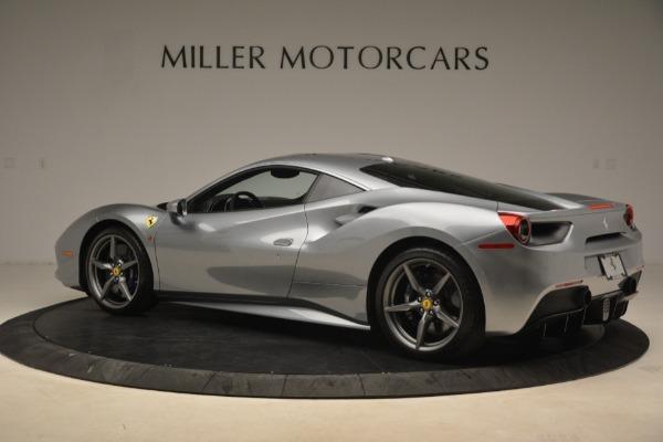 Used 2017 Ferrari 488 GTB for sale Sold at Aston Martin of Greenwich in Greenwich CT 06830 4