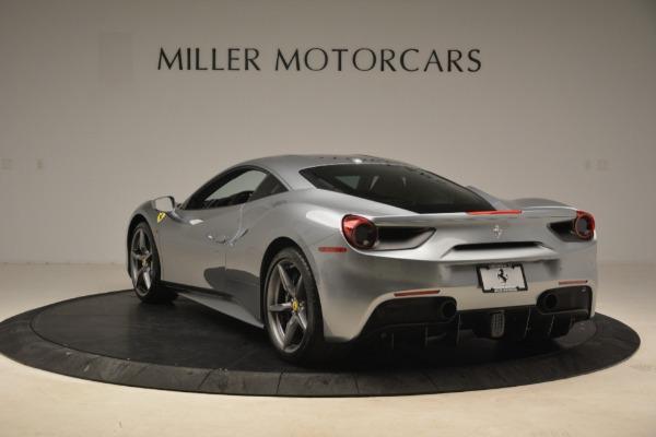 Used 2017 Ferrari 488 GTB for sale Sold at Aston Martin of Greenwich in Greenwich CT 06830 5