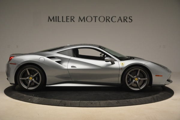 Used 2017 Ferrari 488 GTB for sale Sold at Aston Martin of Greenwich in Greenwich CT 06830 9
