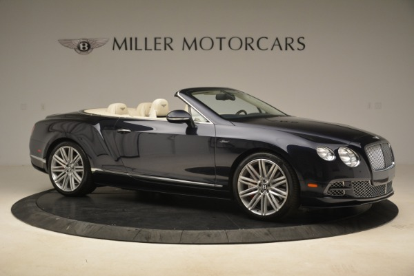 Used 2015 Bentley Continental GT Speed for sale Sold at Aston Martin of Greenwich in Greenwich CT 06830 10