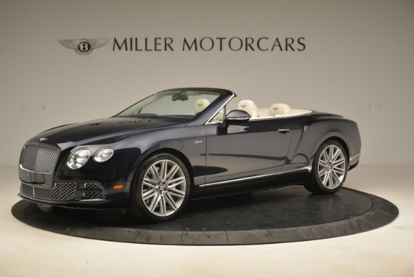 Used 2015 Bentley Continental GT Speed for sale Sold at Aston Martin of Greenwich in Greenwich CT 06830 2