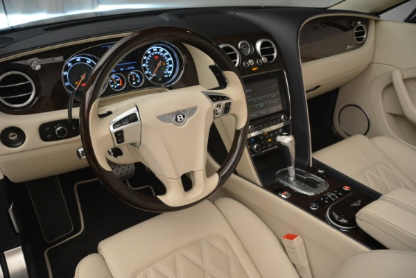 Used 2015 Bentley Continental GT Speed for sale Sold at Aston Martin of Greenwich in Greenwich CT 06830 28