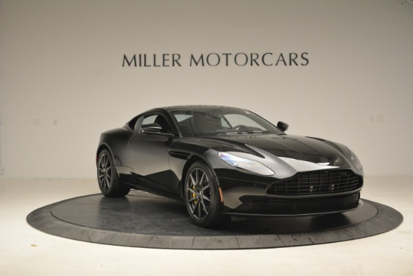 Used 2018 Aston Martin DB11 V8 Coupe for sale $149,990 at Aston Martin of Greenwich in Greenwich CT 06830 11