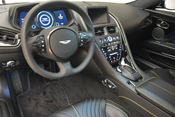 Used 2018 Aston Martin DB11 V8 Coupe for sale $149,990 at Aston Martin of Greenwich in Greenwich CT 06830 14