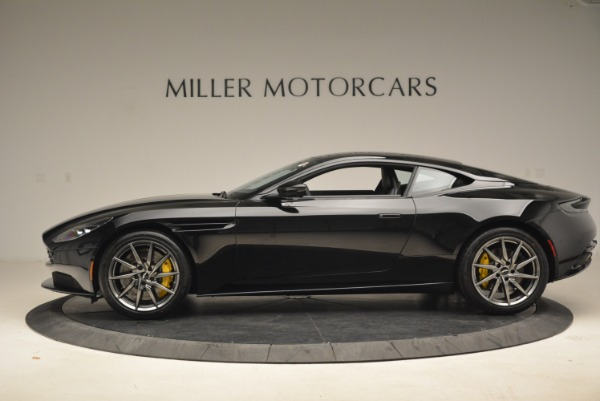 Used 2018 Aston Martin DB11 V8 Coupe for sale $149,990 at Aston Martin of Greenwich in Greenwich CT 06830 3