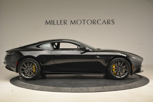 Used 2018 Aston Martin DB11 V8 Coupe for sale $149,990 at Aston Martin of Greenwich in Greenwich CT 06830 9