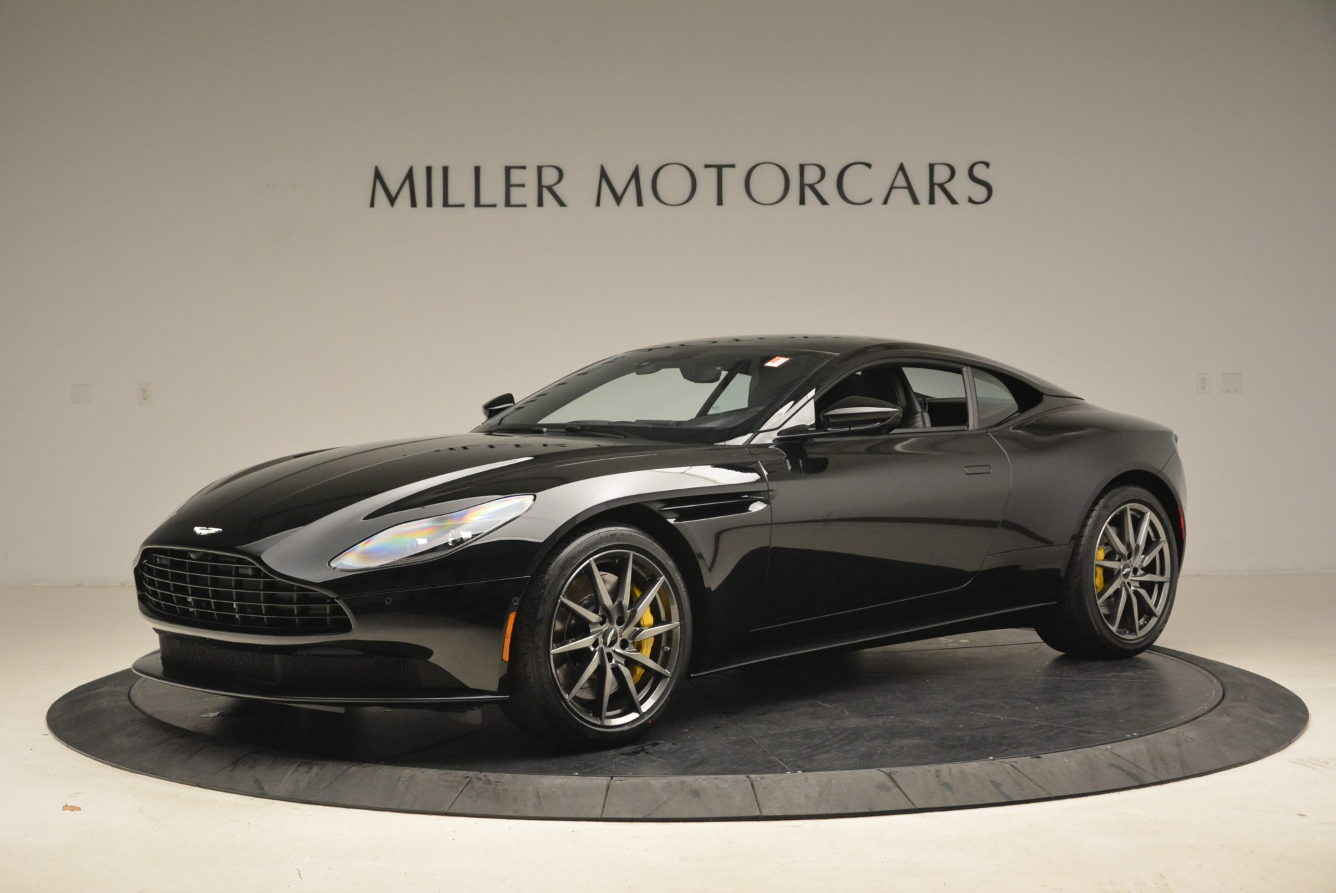 Used 2018 Aston Martin DB11 V8 Coupe for sale $149,990 at Aston Martin of Greenwich in Greenwich CT 06830 1