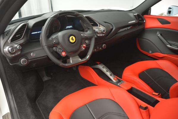 Used 2017 Ferrari 488 GTB for sale Sold at Aston Martin of Greenwich in Greenwich CT 06830 13