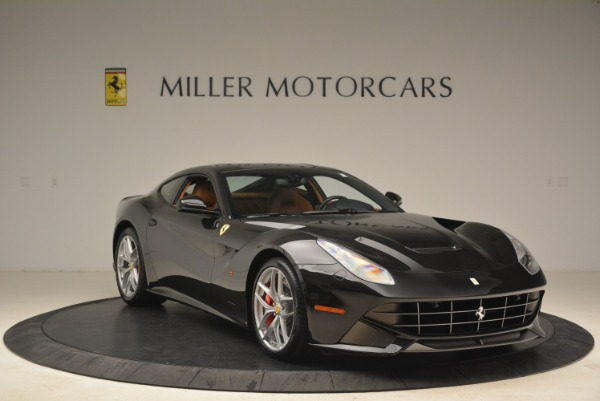 Used 2015 Ferrari F12 Berlinetta for sale Sold at Aston Martin of Greenwich in Greenwich CT 06830 11
