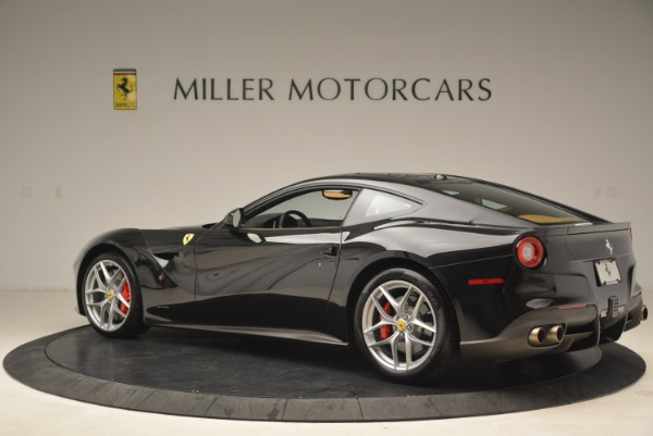 Used 2015 Ferrari F12 Berlinetta for sale Sold at Aston Martin of Greenwich in Greenwich CT 06830 4