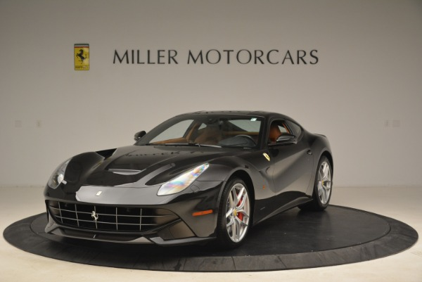 Used 2015 Ferrari F12 Berlinetta for sale Sold at Aston Martin of Greenwich in Greenwich CT 06830 1