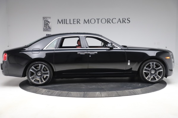 Used 2016 Rolls-Royce Ghost for sale $174,900 at Aston Martin of Greenwich in Greenwich CT 06830 10