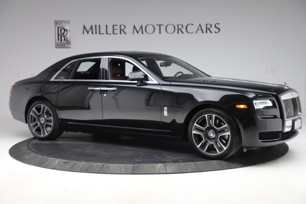 Used 2016 Rolls-Royce Ghost for sale $167,900 at Aston Martin of Greenwich in Greenwich CT 06830 11
