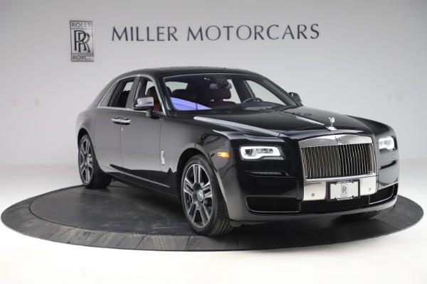 Used 2016 Rolls-Royce Ghost for sale $174,900 at Aston Martin of Greenwich in Greenwich CT 06830 12