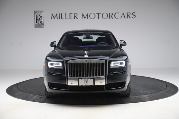Used 2016 Rolls-Royce Ghost for sale $167,900 at Aston Martin of Greenwich in Greenwich CT 06830 2