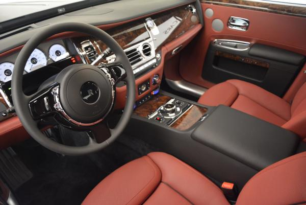 Used 2016 Rolls-Royce Ghost for sale $167,900 at Aston Martin of Greenwich in Greenwich CT 06830 24