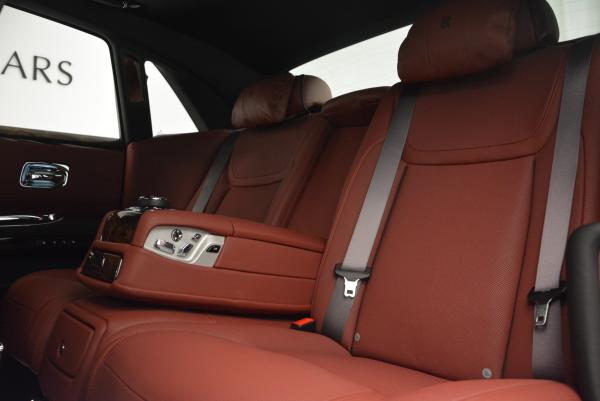 Used 2016 Rolls-Royce Ghost for sale $174,900 at Aston Martin of Greenwich in Greenwich CT 06830 26