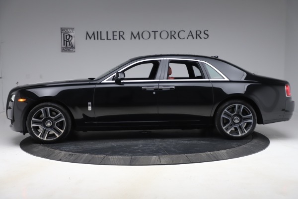 Used 2016 Rolls-Royce Ghost for sale $167,900 at Aston Martin of Greenwich in Greenwich CT 06830 3