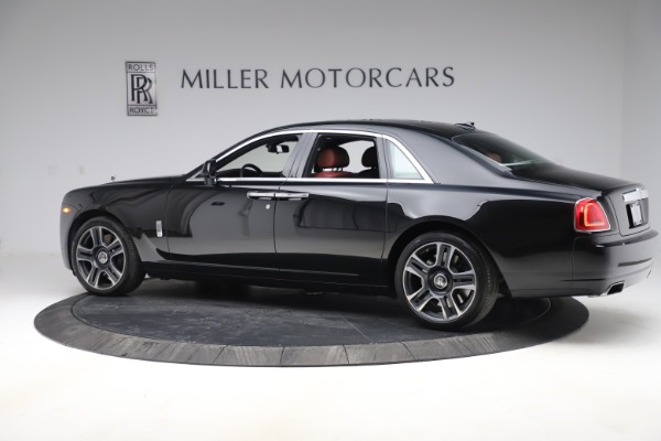 Used 2016 Rolls-Royce Ghost for sale $167,900 at Aston Martin of Greenwich in Greenwich CT 06830 4