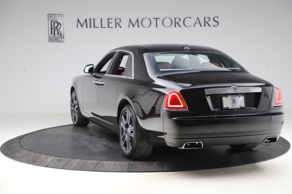 Used 2016 Rolls-Royce Ghost for sale $174,900 at Aston Martin of Greenwich in Greenwich CT 06830 6