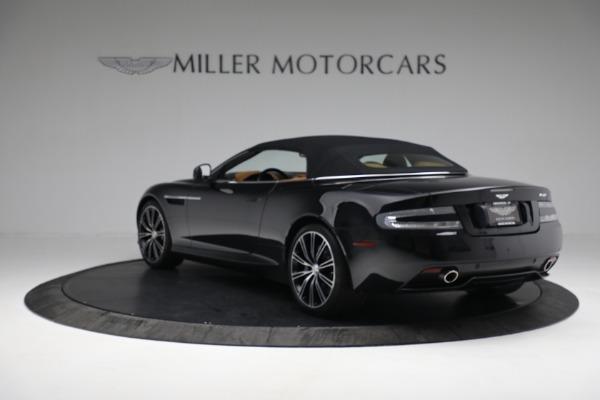 Used 2012 Aston Martin Virage Volante for sale Sold at Aston Martin of Greenwich in Greenwich CT 06830 18